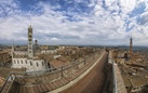 La città del cielo. Dal Facciatone del Duomo Nuovo il Panorama di Siena