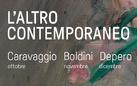 L'altro contemporaneo. Caravaggio   Boldini   Depero