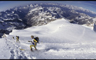 L'Adieu des glaciers, Il Monte Rosa: ricerca fotografica e scientifica