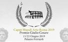 Caput Mundi Arte Roma 2019