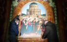 Lo Sposalizio della Vergine di Raffaello (clonato) torna a casa
