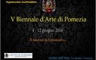V Biennale d'Arte di Pomezia 2016