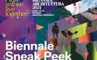 Biennale Architettura Sneak Peek