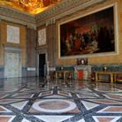 Caserta Palazzo Reale, salone di Alessandro - Caserta