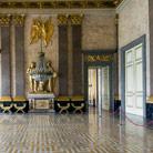 Caserta Palazzo Reale, sala di Astrea - Caserta