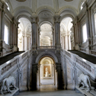 Caserta Palazzo Reale, Scalone d'Onore - Caserta