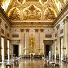 Caserta Palazzo Reale, sala del Trono - Caserta