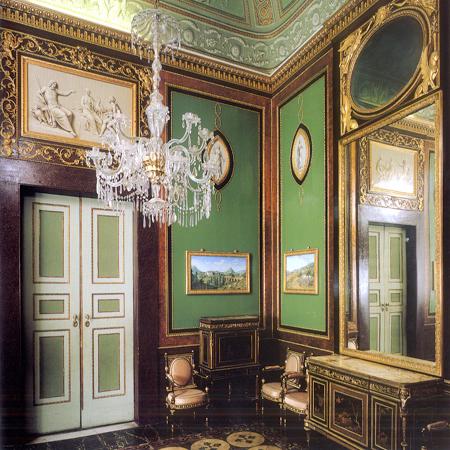 The Small Studio of Ferdinando IV of Borbone