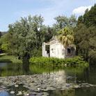 Caserta Parco Reale, Giardino Inglese, Il lago delle Ninfee - Caserta