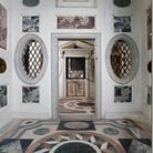 Elementi d'arredo e ornamento: l'uso dei marmi antichi nei camini, nei pavimenti e alle pareti delle stanze di Palazzo Grimani