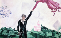 Marc Chagall. Anche la mia Russia mi amerà