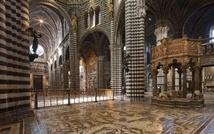 COME IN CIELO COSÌ IN TERRA. Dalla PORTA alla CITTÀ DEL CIELO al PAVIMENTO. Scopertura del Pavimento del Duomo di Siena