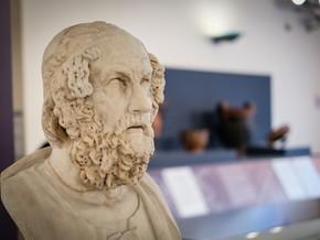 Omero, Iliade. Le opere del MANN nelle pagine di Alessandro Baricco