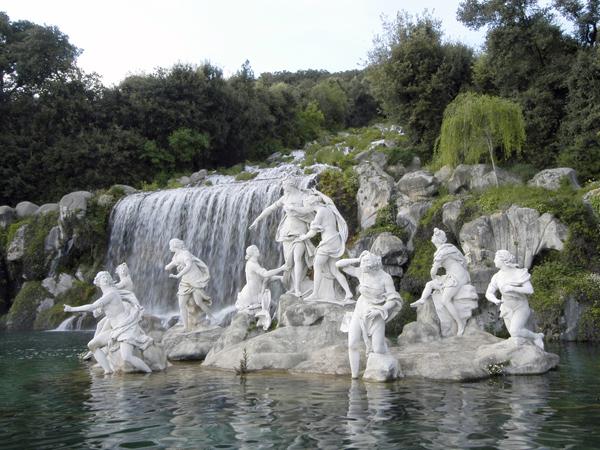 Fontana di diana e atteone paolo persico scheda opera caserta - Il bagno di diana klossowski ...