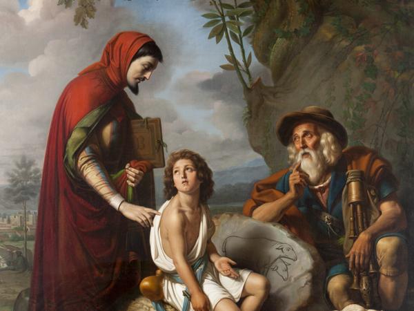 Soggiorno Di Giotto A Napoli : Tommaso De Vivo - Biografia e opere a ...